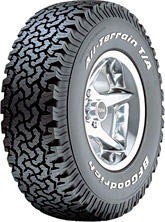 BF Goodrich All Terrain T/A KO