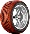 шины Kumho ECSTA SPT KU31 Colored Smoke Red
