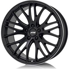 ATS Perfektion racing-black lip polished